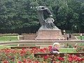 Chopin Monument in Warsaw, 2010.JPG