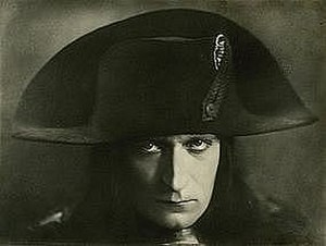 Napoléon (1927 film) - Actor Albert Dieudonné played Napoleon