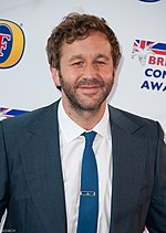 Chris O'Dowd Chris O'Dowd at British Comedy Awards.jpg