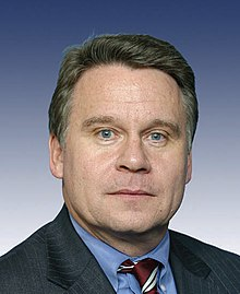 Chris Smith, official 109th Congress photo.jpg