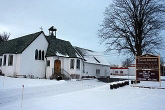 Quinte West - Christ Church (Anglican), Glen Miller