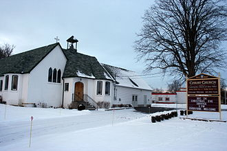 Quinte West - Christ Church (Anglican), Glenn Miller