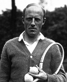 Christiaan van Lennep Dutch tennis player