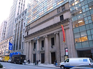 Fifth Church of Christ, Scientist (New York City)
