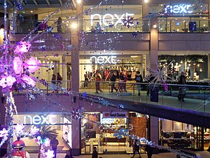 Next plc - Next at Trinity Leeds