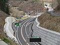 Chubu Odan Expressway Sakuho IC 1.jpg