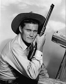 Chuck Connors The Rifleman 1962.JPG