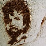 Chuck Norris was drawn on the wall.jpg