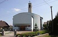 Church Ruzencovej p. Marie-Frickovce(Slovakia).jpg