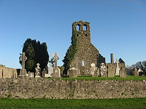 Church at Monknewtown, Co. Meath - geograph.org.uk - 1078231.jpg