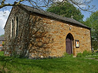 Drayton, Leicestershire - Church of St James