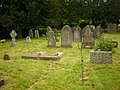 Church of the Ascension, Burghclere, Graveyard - geograph.org.uk - 1317551.jpg