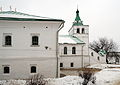 Church of the Dormition of the Theotokos in Alexandrov 03 (winter 2014) by shakko.JPG