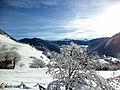 Ciasa Surarú, Colfosco - View to Alta Badia - panoramio.jpg