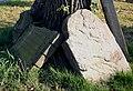 Cieszowa cmentarz żydowski macewy3 21.10.2012 p.jpg
