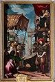Cigoli, miracolo della mula, 1597, 01.jpg