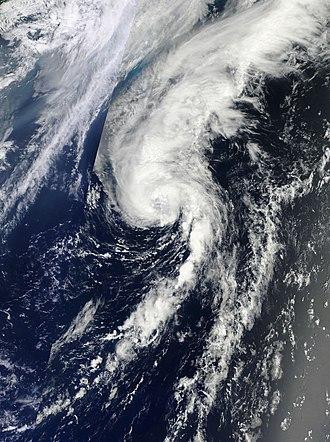 2011 Atlantic hurricane season - Image: Cindy (2011) Jul 21 2011