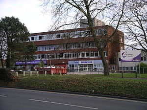 City College Coventry - Demolished in 2008, the Tile Hill site was home to the former Tile Hill College until 2002