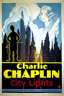 <i>City Lights</i> 1931 film