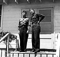 Civil Affairs Staging Area (CASA) Commander Colonel Hardy Cross Dillard (right) and CASA Executive Officer Colonel Mitchell Jenkins.jpg