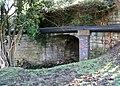 Clack Farm Bridge, Avon & Glos. Railway. - panoramio.jpg