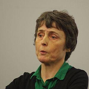 Claire Voisin - Voisin at Queen Mary University in 2014