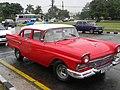 Classic cars in Cuba, Havana - Laslovarga014.JPG