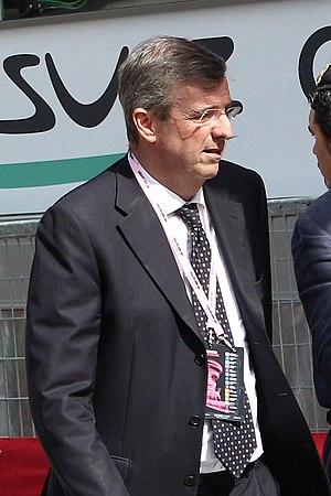 Claudio Burlando - Image: Claudio Burlando, 2014