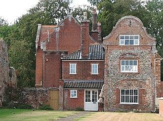 Claxton, Norfolk - Claxton Manor House