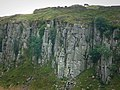 Climbers on Peel Crags - geograph.org.uk - 908205.jpg