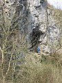 Climbing at Cheddar Gorge - geograph.org.uk - 389048.jpg