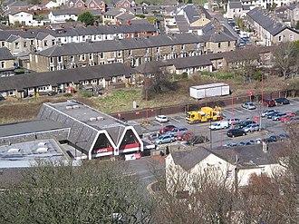 Clitheroe railway station - Image: Clitheroe railway station 4
