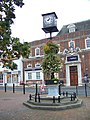 Clock, Driffield - geograph.org.uk - 592748.jpg