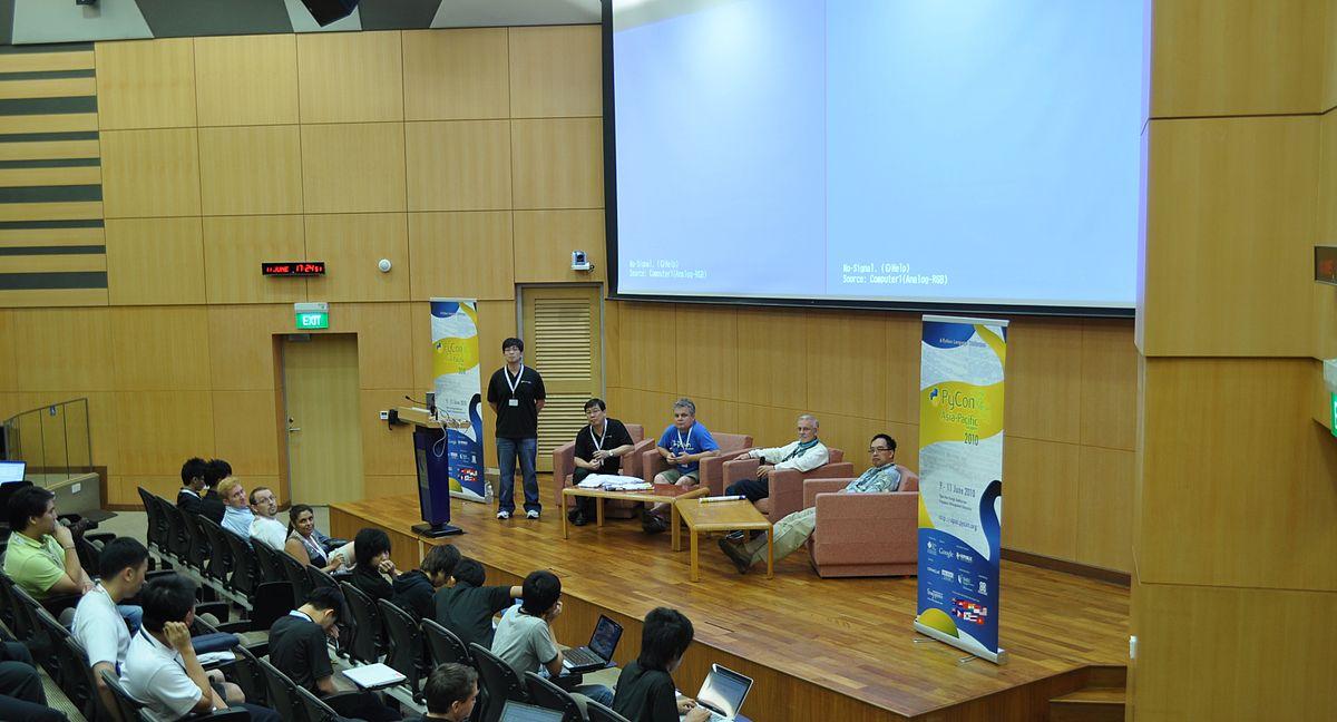 Python Conference - Wikipedia