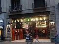 Club Capitol - Hotel Continental (Barcelona).JPG