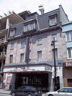 Club Soda (Montreal) venue in Montreal, Canada