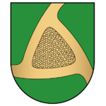 Coat of arms of Butrimonys.png