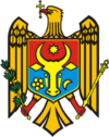 Moldova's national emblem