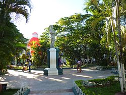 Cobija Parque Central por Richard Weiss.JPG