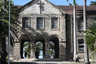Codrington College Anglican theological seminary in Barbados