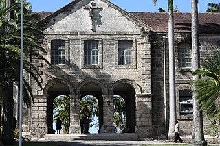 Anglican theological seminary in Barbados