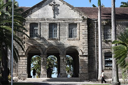 How to get to Codrington College with public transit - About the place
