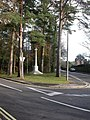 Colehill, war memorial - geograph.org.uk - 1604359.jpg