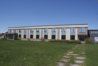 Collège d'Alma - Image: College alma.stjude