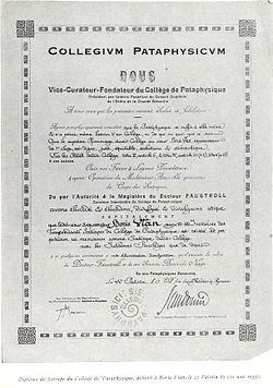 Diplome du collège de Boris Vian, le 22 Palotin 80