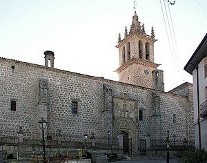 Colmenar Viejo - Basilica of Nuestra Señora de la Asunción.