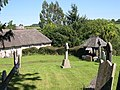 Combe Raleigh churchyard - geograph.org.uk - 46450.jpg