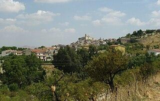 Comitini Comune in Sicily, Italy