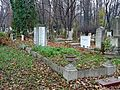 Common grave of the victims massacred in the Jewish hospitals on Maros Street (Óbuda Jewish Cemetery).jpg