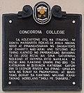 Concordia College Marker 2.jpg